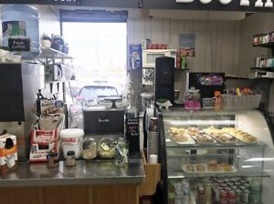 Cheap coffee shop for sale