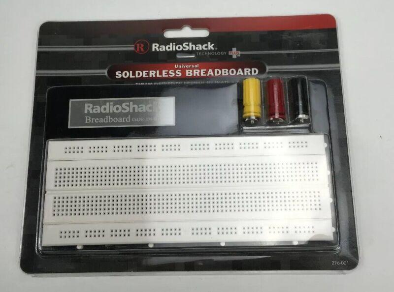 RadioShack 276-001 Universal Solderless Breadboard