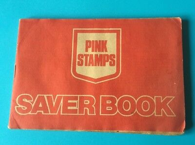 Complete Book Of S & H Pink Shield Stamps 1975: Sperry & Hutchinson Co Ltd