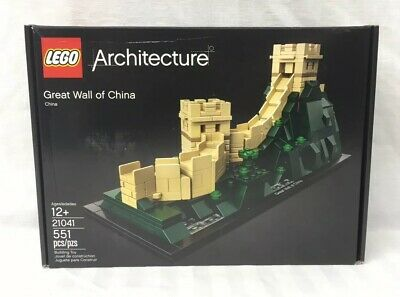 NEW Lego 21041 Architecture Great Wall of China