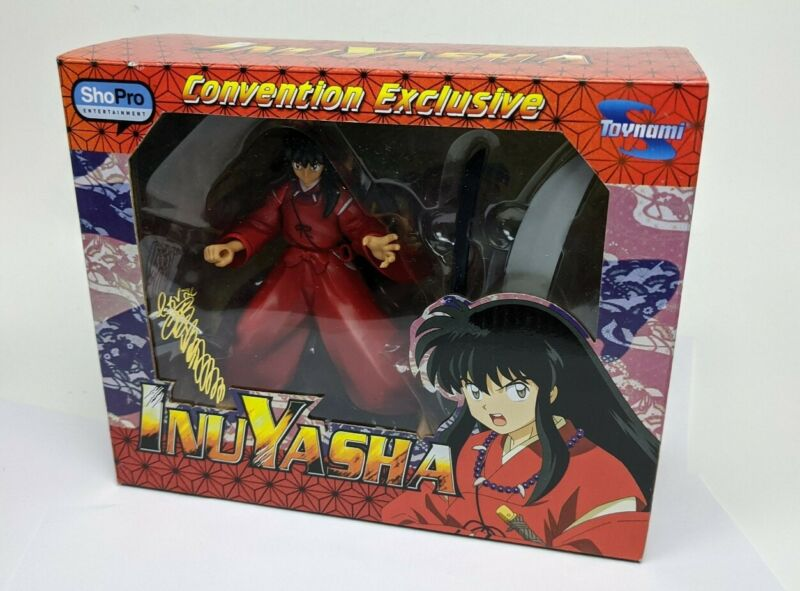 Toynami ShoPro Inuyasha Convention Exclusive Action Figure Anime