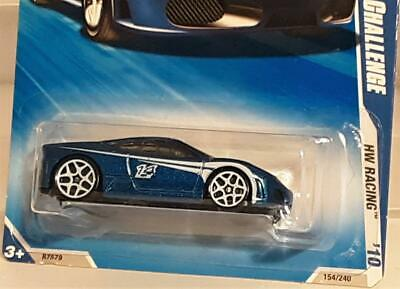 HOT WHEELS FERRARI F430 CHALLENGE 06/10 HW RACING154/240