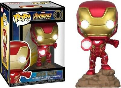Funko POP!: Marvel: Vengadores: Infinity War: Exclusivo