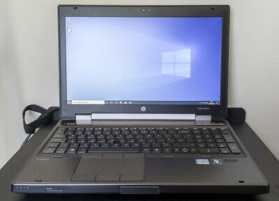 Hp Elitebook 8560w, 512, 8GB, NVIDIA Quadro, i5