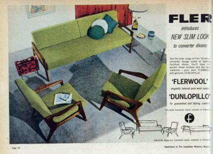I WANT YOUR RETRO MID CENTURY  FURNITURE AND KNICKS KNACKS FOR $$ West Perth Perth City Preview