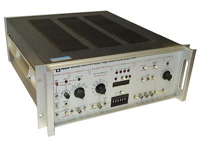 Unigon 4512 Fft Real Time Spectrum Analyzer - Sold As Is