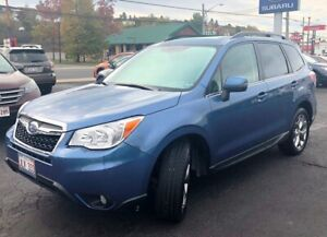 2016 Subaru FORESTER 2.5I LIMITED I Limited