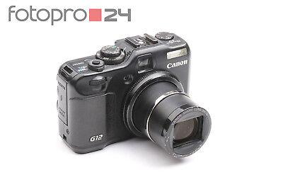 Canon PowerShot G12 + Defekt (216390)