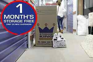 ONE MONTH FREE SELF STORAGE!!! And thats not all! Windsor Gardens Port Adelaide Area Preview