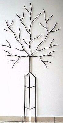 Große Rankhilfe Rankgitter 170 cm Baum keine Fernostware