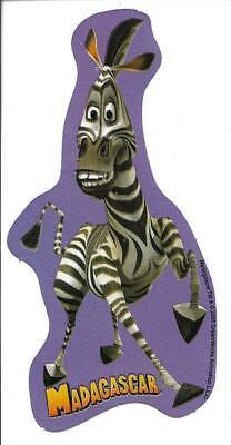 MARTY the Zebra Sticker from MADAGASCAR Movie by DreamWorks - Marty The Zebra