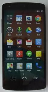 LG NEXUS Unlocked D820 5 16GB Smartphone - Black 30 Das Warranty - GSM / AWS (Wind)