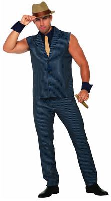 Roaring 20's Gangster Tough Tony Adult Costume