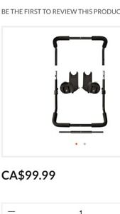 Universal adapter for City Select Stroller