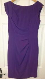 (Coast) purple dress
