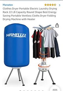 Manatee Clothes Dryer