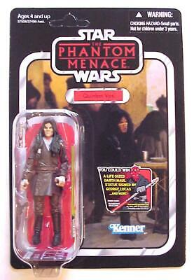 Star Wars Vintage Collection QUINLAN VOS VC85 UNPUNCHED 2012 Mint C-10 MOMC