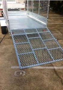 New Galvanised trailer + ramp - great for quads or golf carts Darwin Airport Darwin City Preview