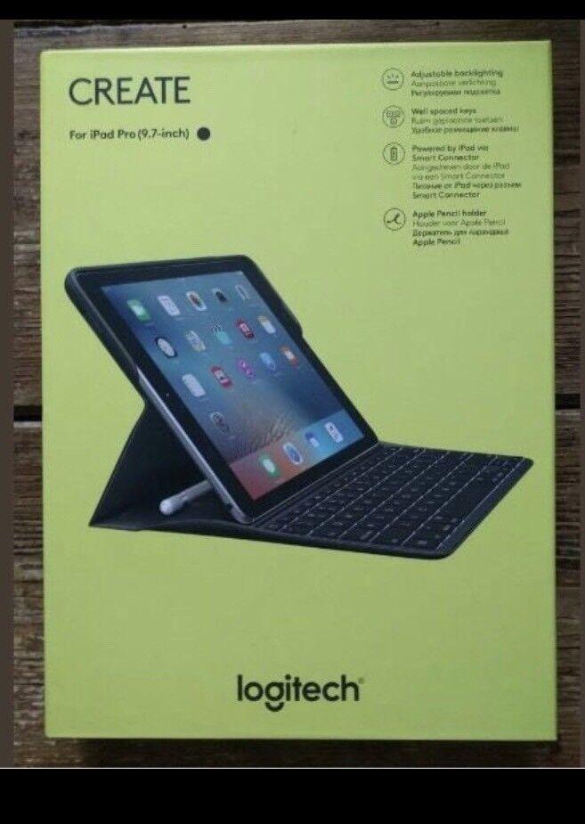 Logitech smart Keyboard Case for apple Ipad Pro 9.7