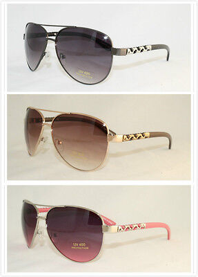 Wholesale Womens Mens 12 Pairs Lot Plain Aviator Sunglasses Shades Square 8021
