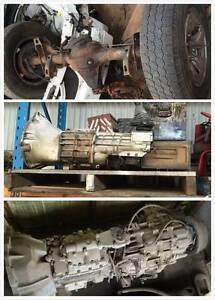Mitsubishi Pajero Diff / T-5 5 speed & Nissan MQ-Patrol gearbox Mundaring Mundaring Area Preview
