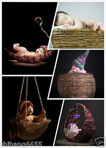 Newborn-baby-infant-photography-prop-handmade-woven-basket
