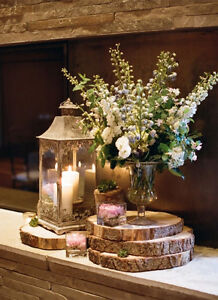 Wood slices / wooden centerpieces for decoration all occasion Sutherland Sutherland Area Preview