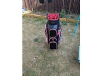 Taylor-Made-MONACO-Tour-Bag-Immaculate-condition