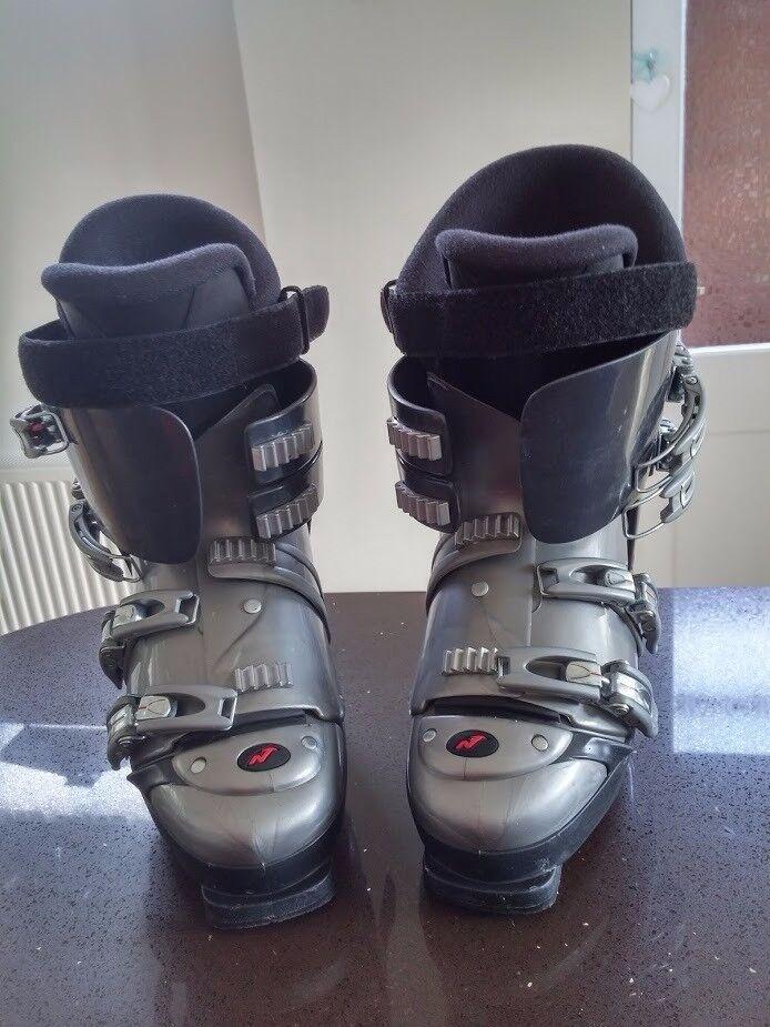 Nordic F6.2 Mens Ski Boots Size 11