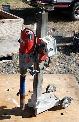Milwaukee Core Drill Dymodrill Inv.26998