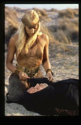 Conan The Barbarian Sandahl Bergman Original 35mm Transparency stamped mount