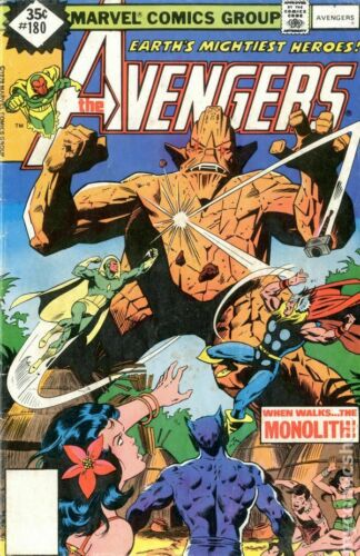 Avengers #180 Whitman Variant (1979) Marvel Comics