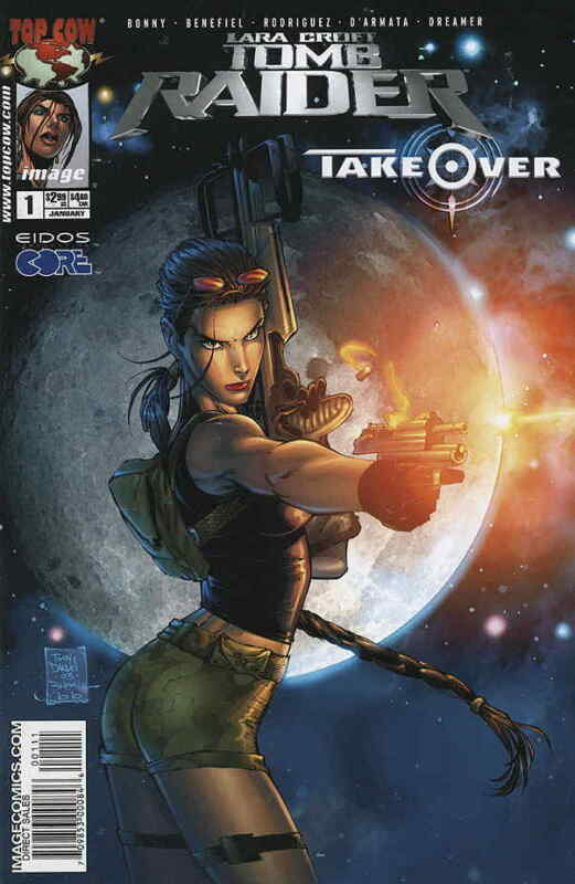 Tomb Raider: Takeover #1 VF; Image | save on shipping - details inside