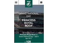 Grand National, Aintree Ticket