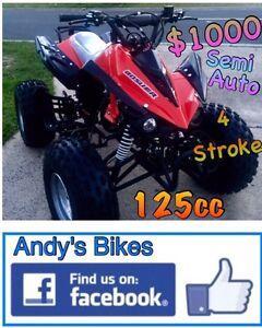 125cc Brand New 4 Stroke sports quad / ATV Deception Bay Caboolture Area Preview