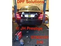BMW, MERCEDES, AUDI, TAXI & PCO - BLOCKED DPF SOLUTIONS / REMOVAL & REMAPPING SERVICE, EAST LONDON
