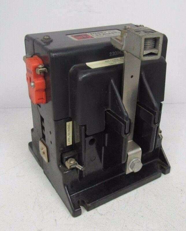 WARD LEONARD RDP3-10100 CONTACTOR 110A/600V