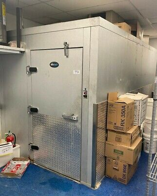 Used Walk-in Freezercooler Combo 17 L X 73 W X 77 H