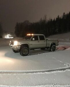 2005 lifted duramax
