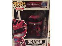 Pop Funko Red Power Ranger NO OFFERS