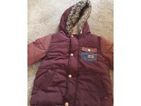 Boys winter coat from next 1.5-2 years