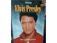 Book Elvis Presley the whole story book