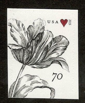4960 VINTAGE TULIP US SINGLE MINT/NH FREE SHIPPING OFFER