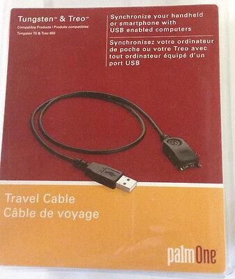 Genuine Desktop Sync Cable USB TX LifeDrive E2 T5 Treo 650 680 700 750 Centro