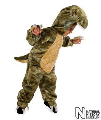 BUY KIDS CHILDRENS BOYS T REX DINOSAUR FANCY DRESS COSTUME OUTFIT AGE 3-5-7-9