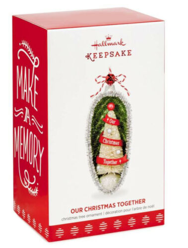 Hallmark: Our Christmas Together - Festive Tree - Limited Repaint - NO DATE