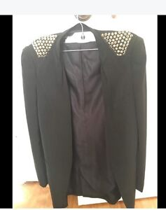 Zara blazer like new medium size