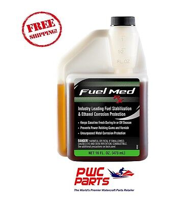 Fuel Med Rx Industry Leading Fuel Stabilizer  Ethanol Corrosion Protection 16 Oz