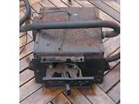 Classic mini heater