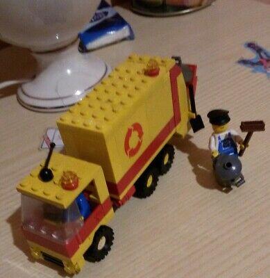 Lego City 6693 Refuse Truck (1987)